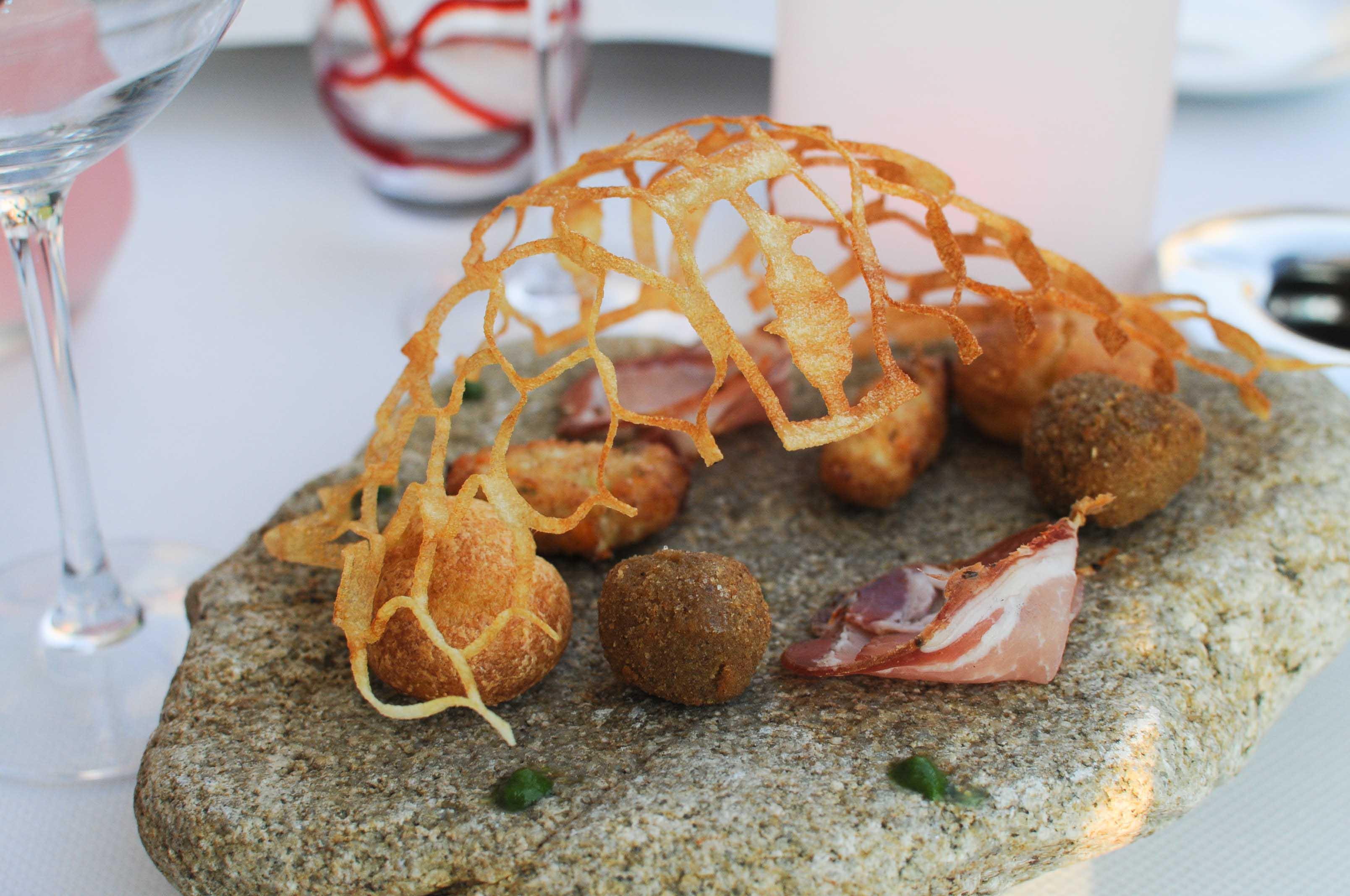 Restaurant Corse Etoile Michelin