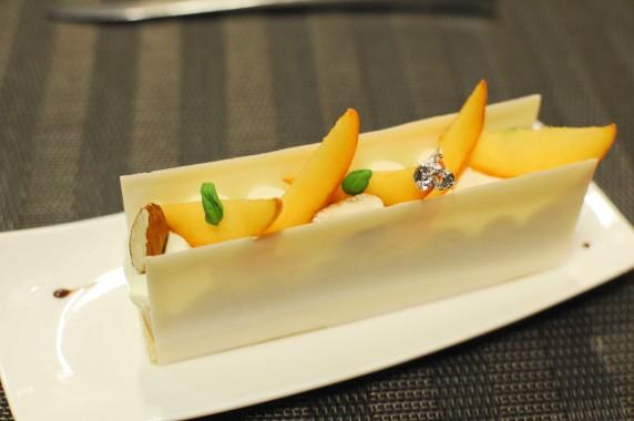 Dessert Péché Provençal Un Dimanche à Paris