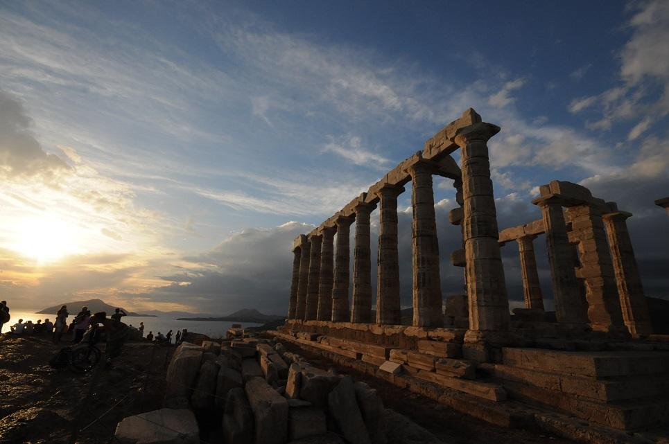Vacances en Grèce: Athènes et Cap Sounion