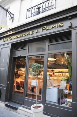 Un dimanche à Paris (2)