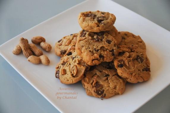 cookies cacahuète 2