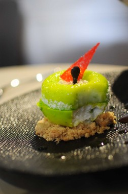 dessert Auberge du Pont