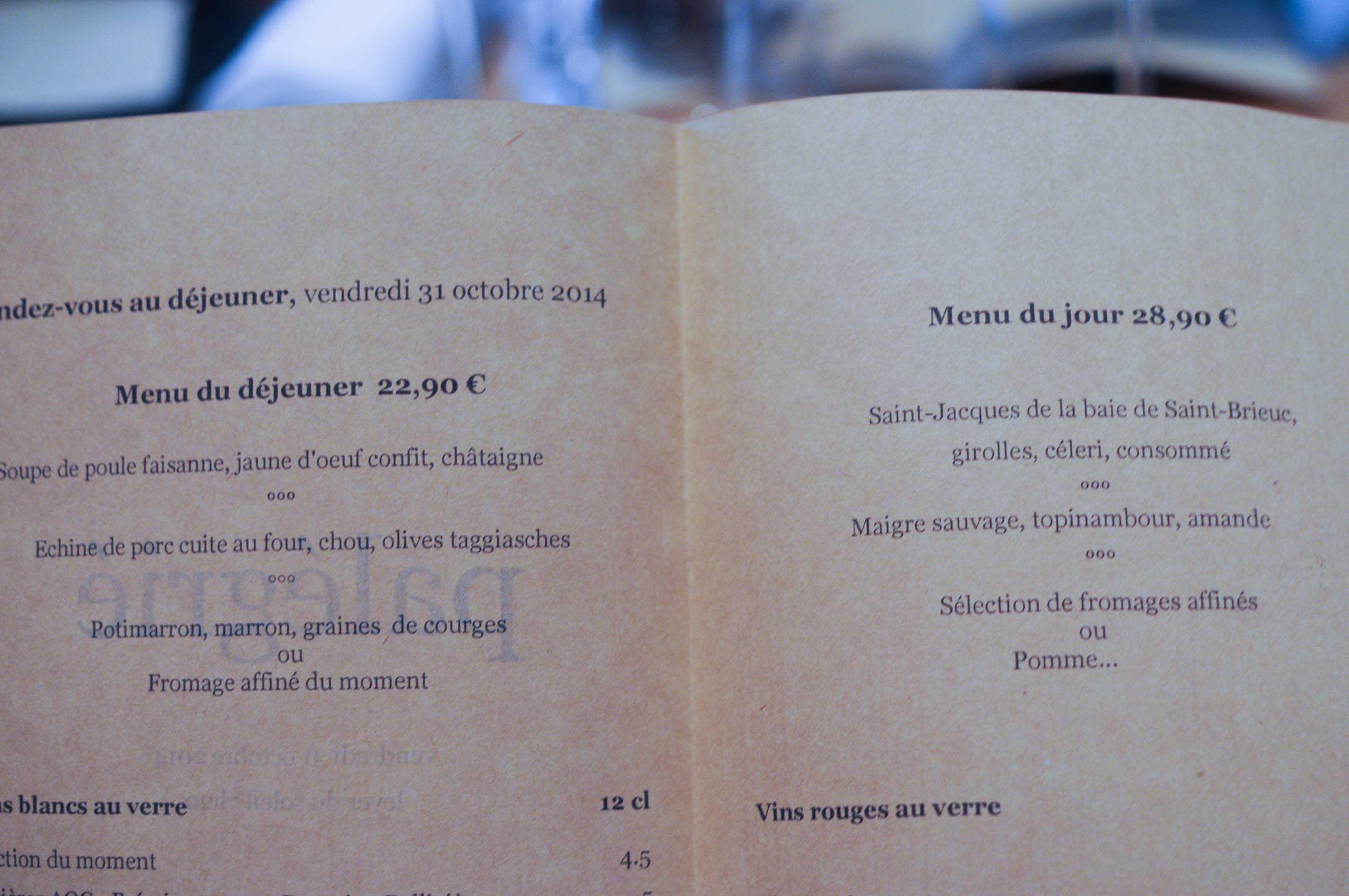 Restaurant El Bulli Prix