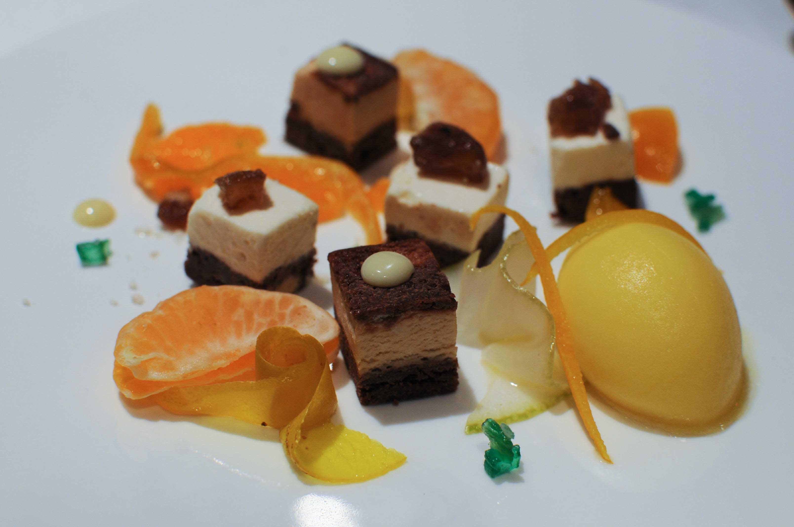 Déjeuner à La Table du Gourmet à Riquewihr, chez Jean-Luc Brendel
