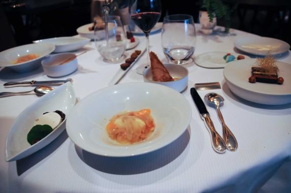 Desserts Pierre Gagnaire