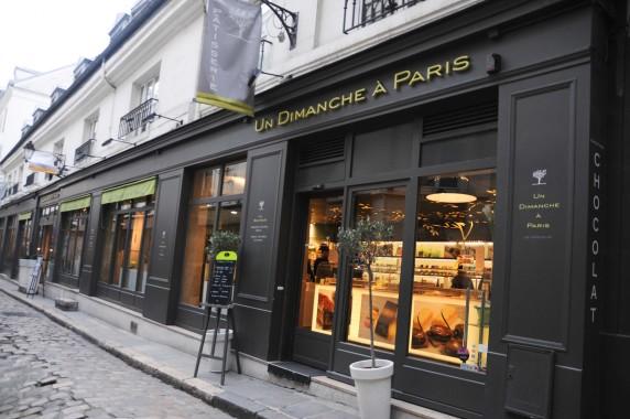 Un Dimanche à Paris (15)