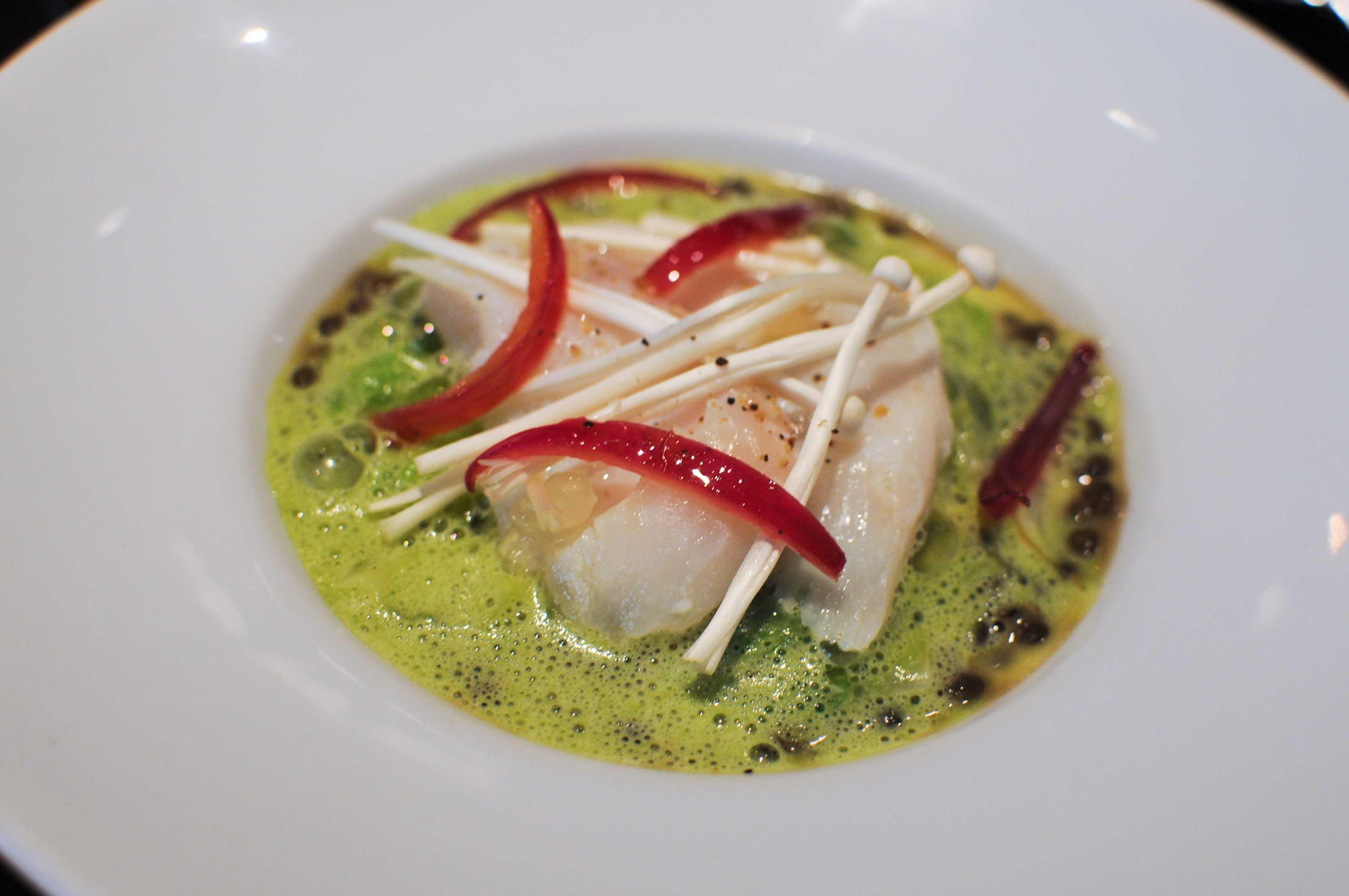 Déjeuner au Restaurant Gaya, par Pierre Gagnaire