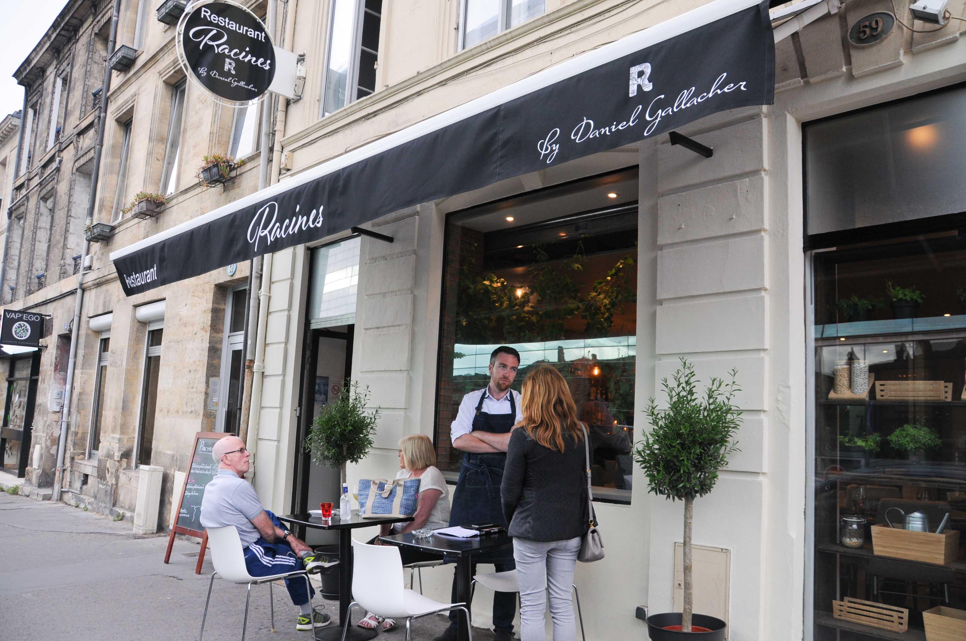 Restaurant Georges Bonnac Bordeaux