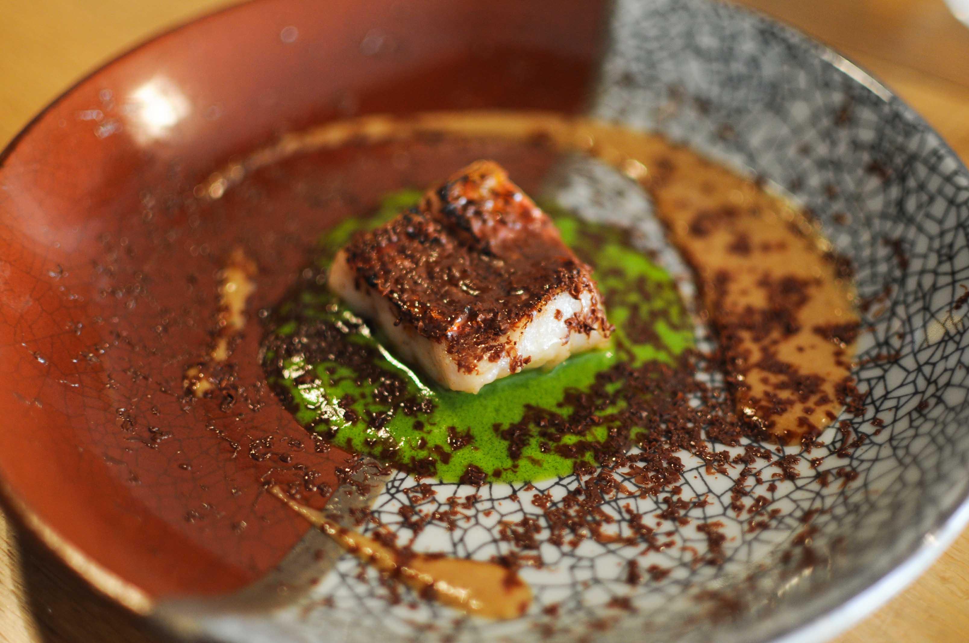Déjeuner au restaurant AM à Marseille, chez Alexandre Mazzia