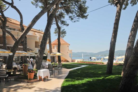 résidence La Pinède Saint Tropez
