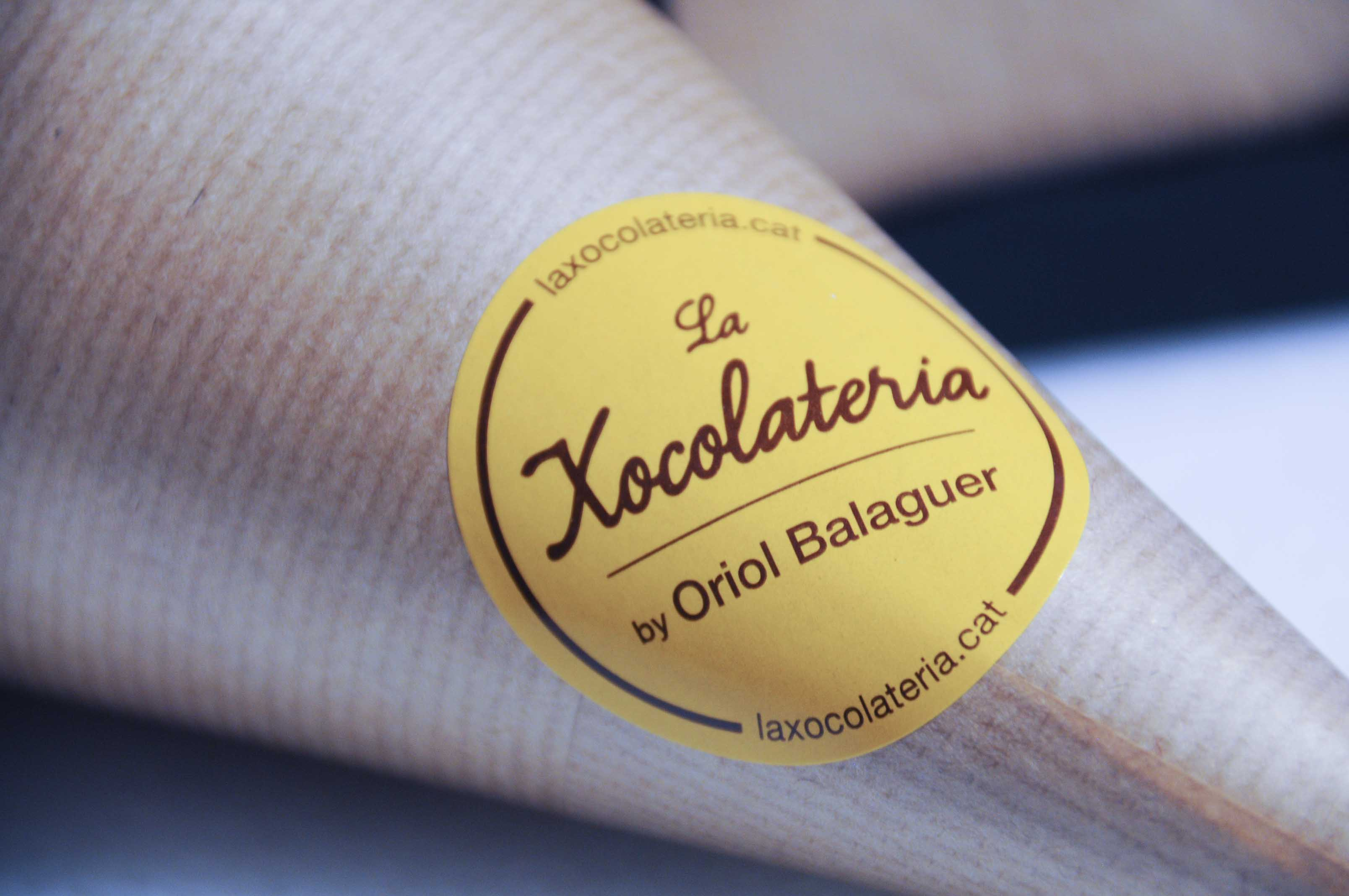 Chocolaterie Oriol Balaguer à Barcelone