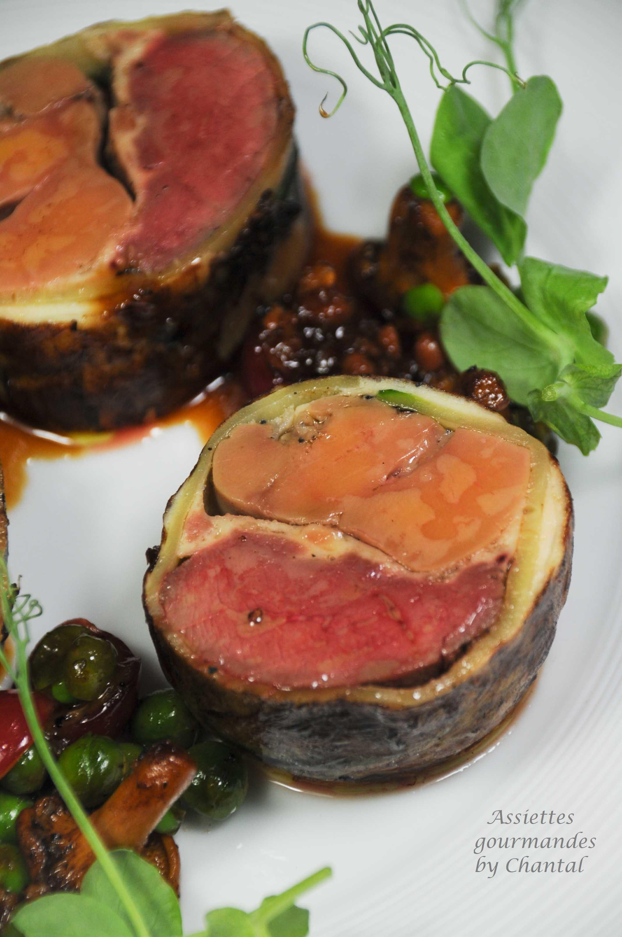 dodine pigeon foie gras 1