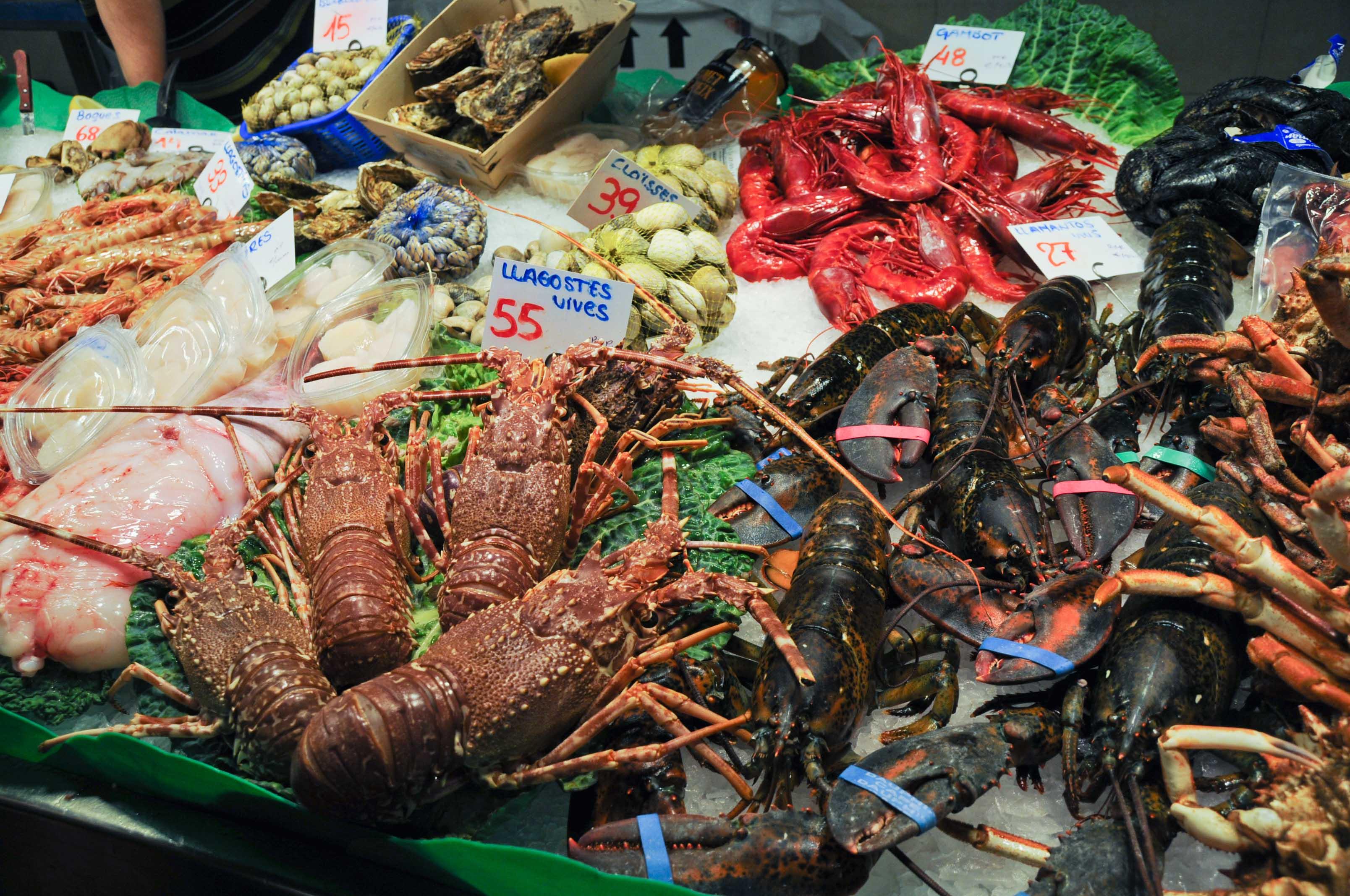 La Boqueria, l'incontournable marché de Barcelone