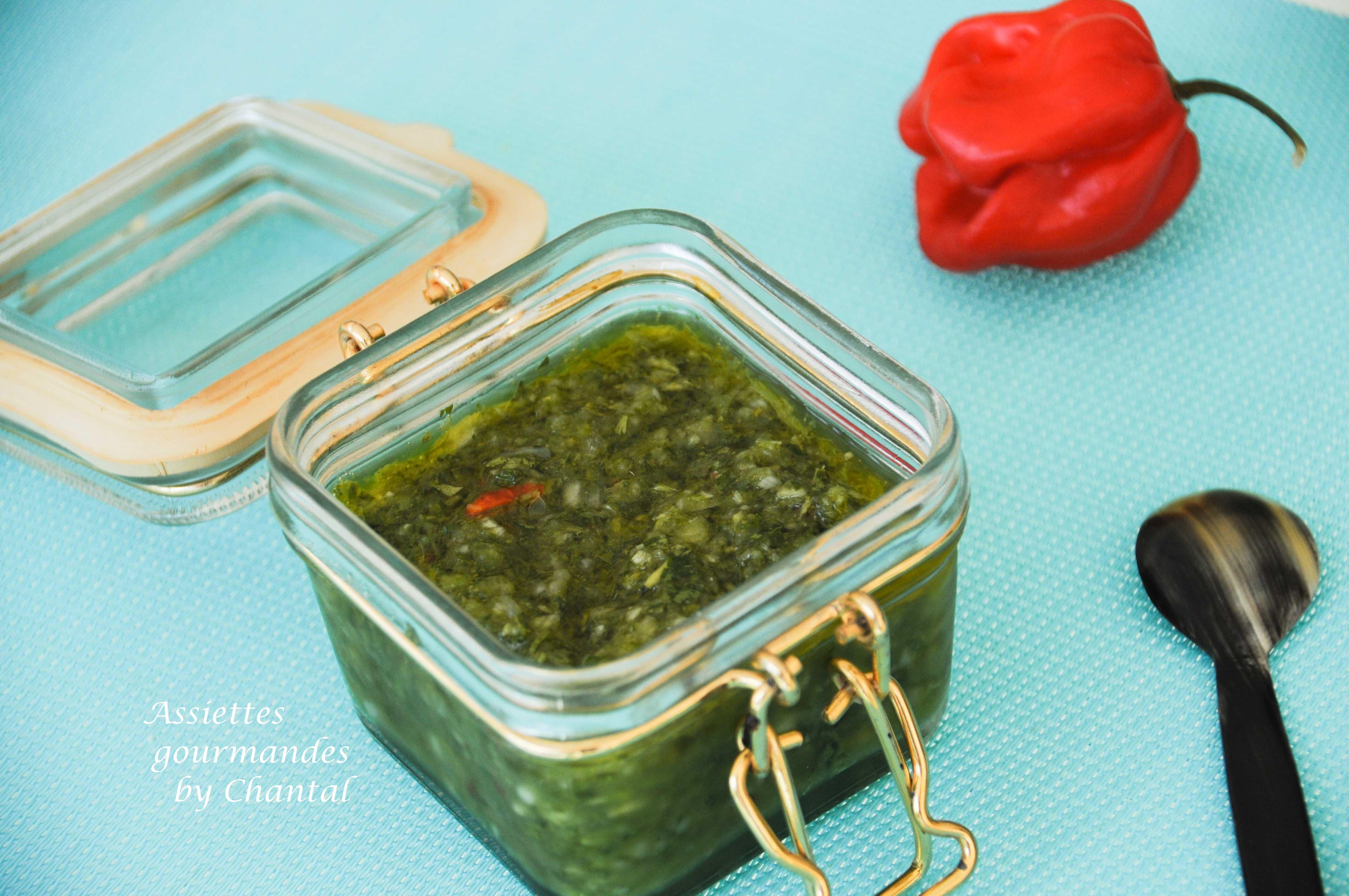 Sauce Chimichurri, un must pour les grillades de l'été