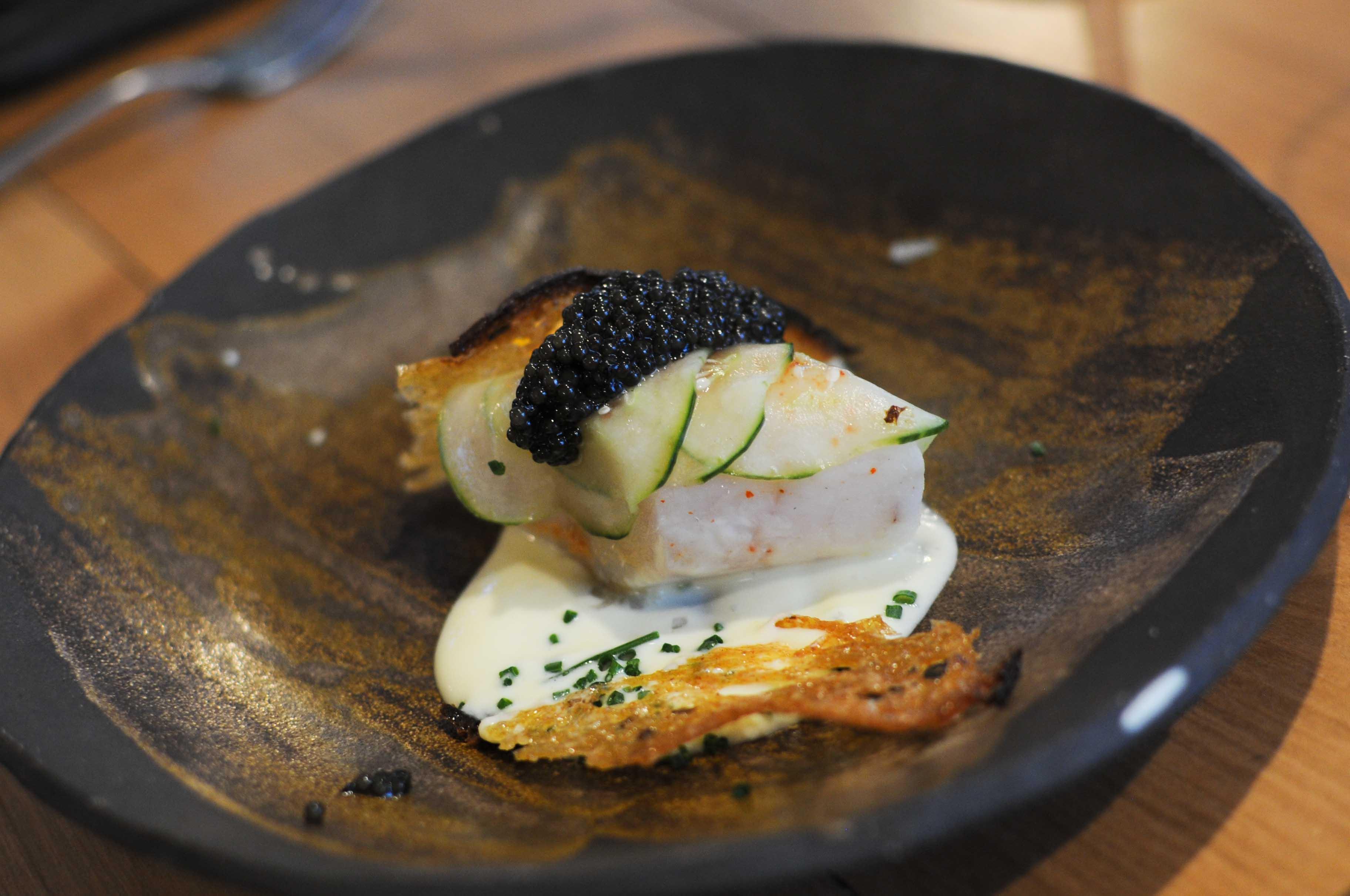 Dîner au restaurant le Prince Noir, à Bordeaux