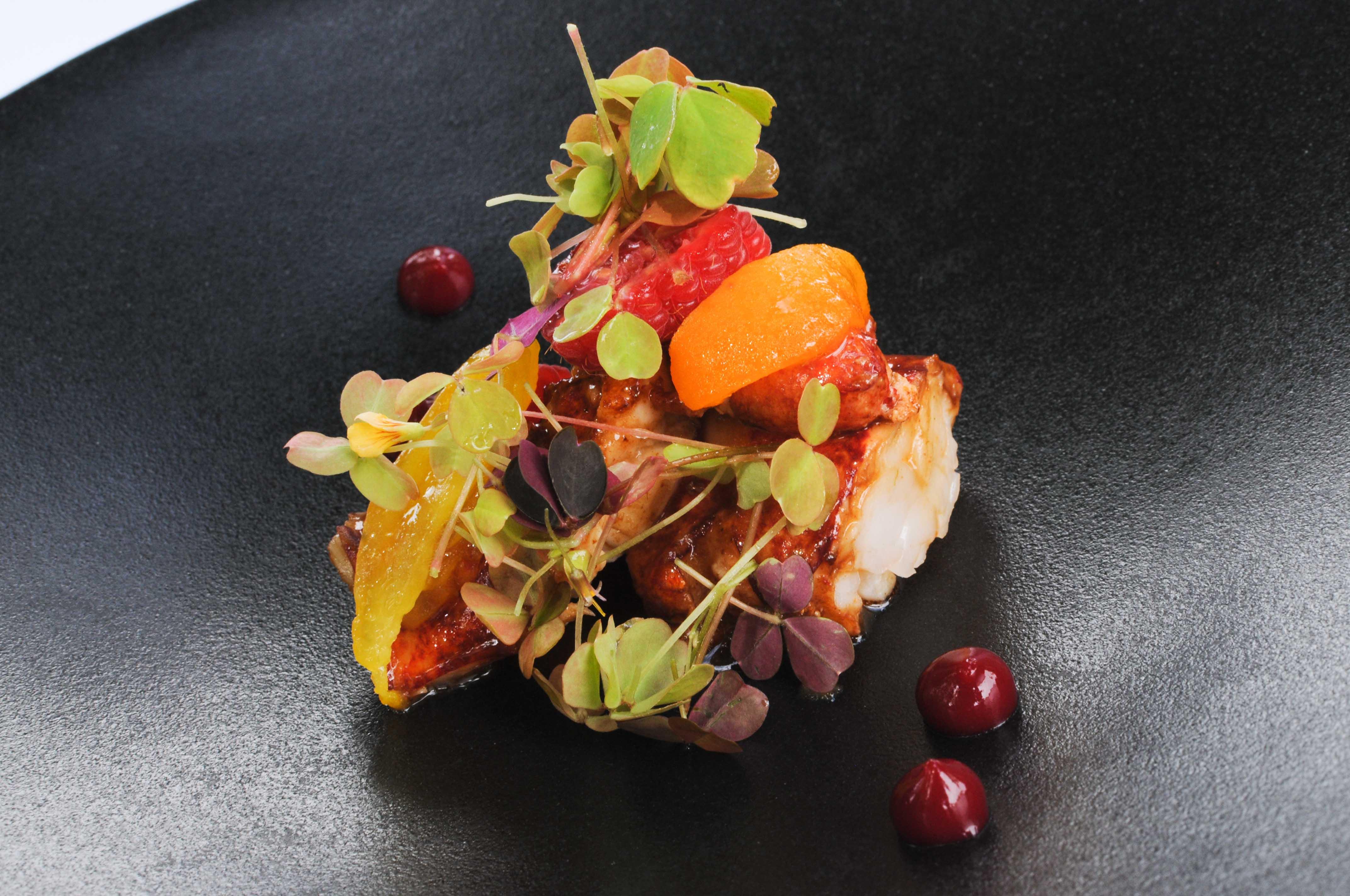 Déjeuner au restaurant Saint-James à Bouliac, par Nicolas Magie
