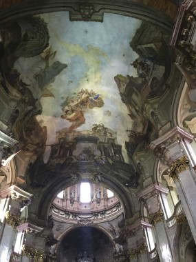 Eglise Saint Nicolas Prague