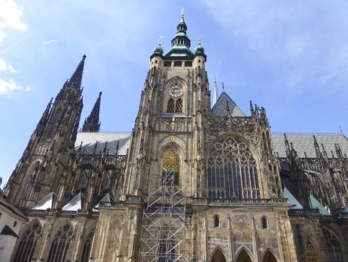 cathedrale Prague