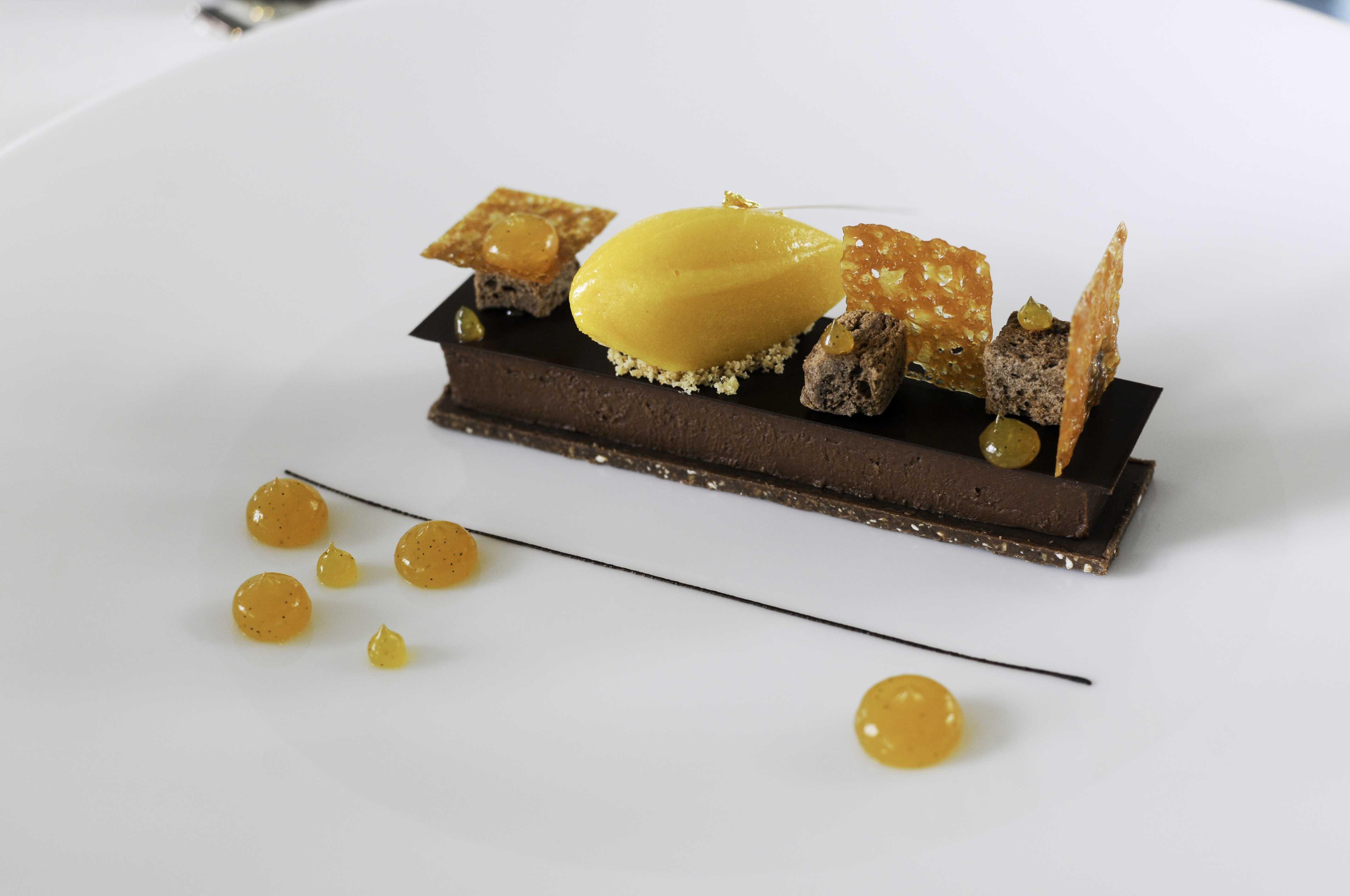 Dessert Mathieu Hild