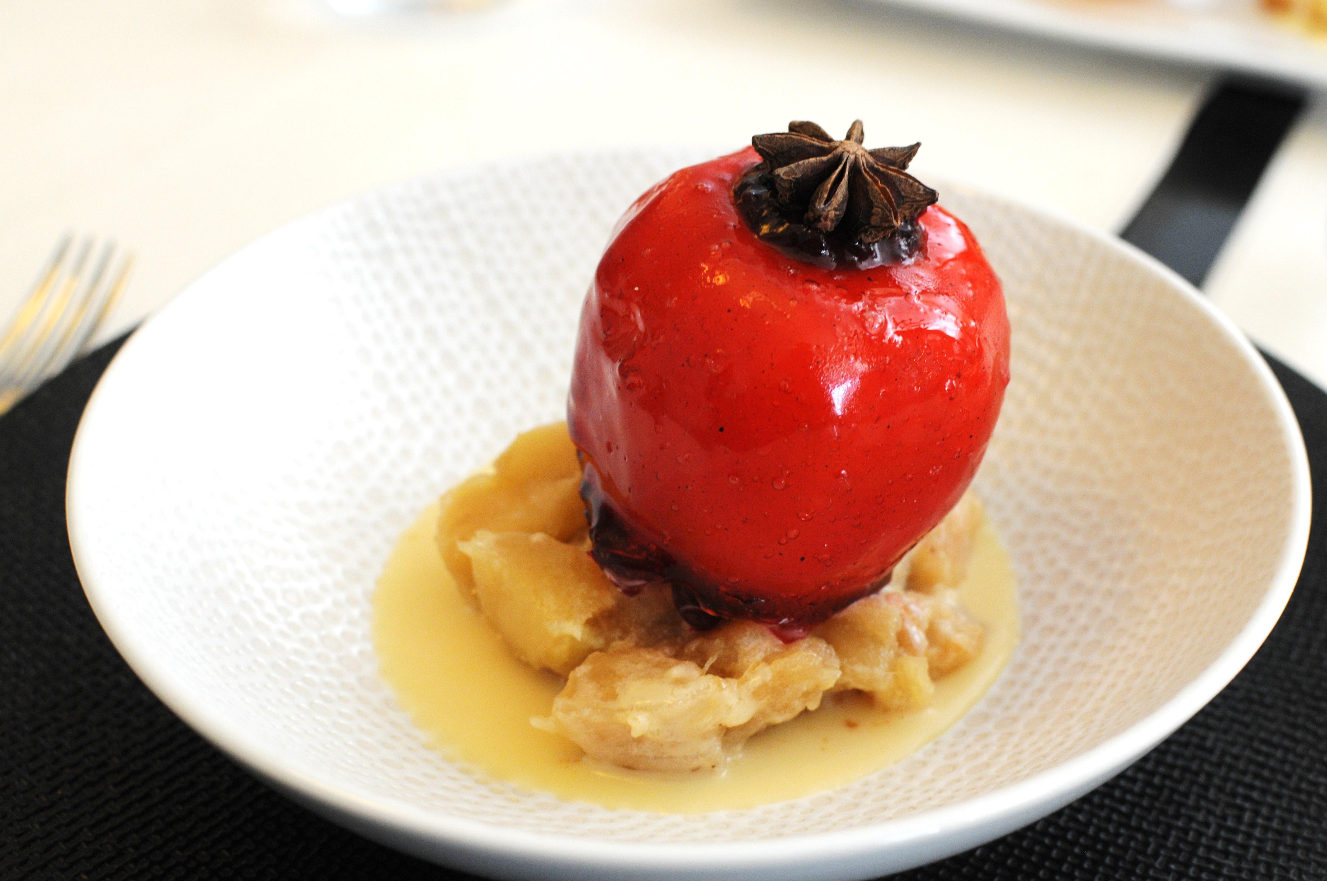 Déjeuner au restaurant Ma Maison, le restaurant de Philippe Gauffre à Bordeaux
