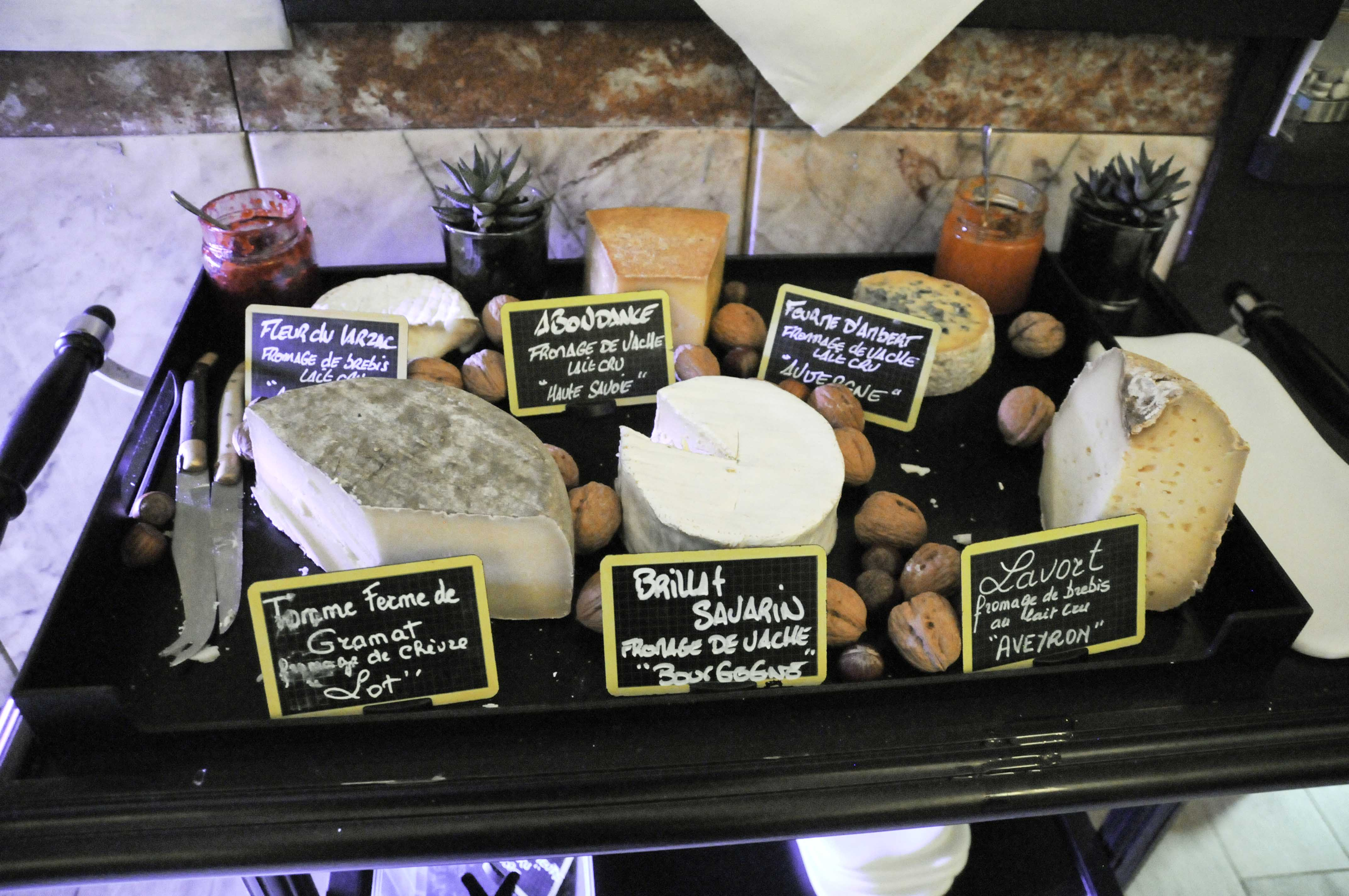 fromages restaurant AG