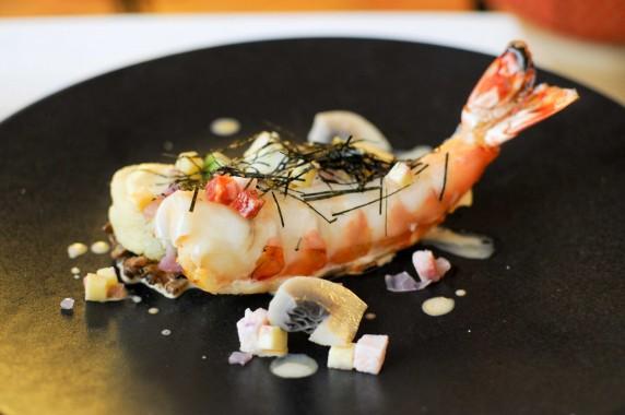 langoustine restaurant Le Davoli Bordeaux (13)