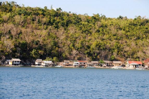 des villages de pêcheurs et des villages bien éloignés des sentiers touristiques