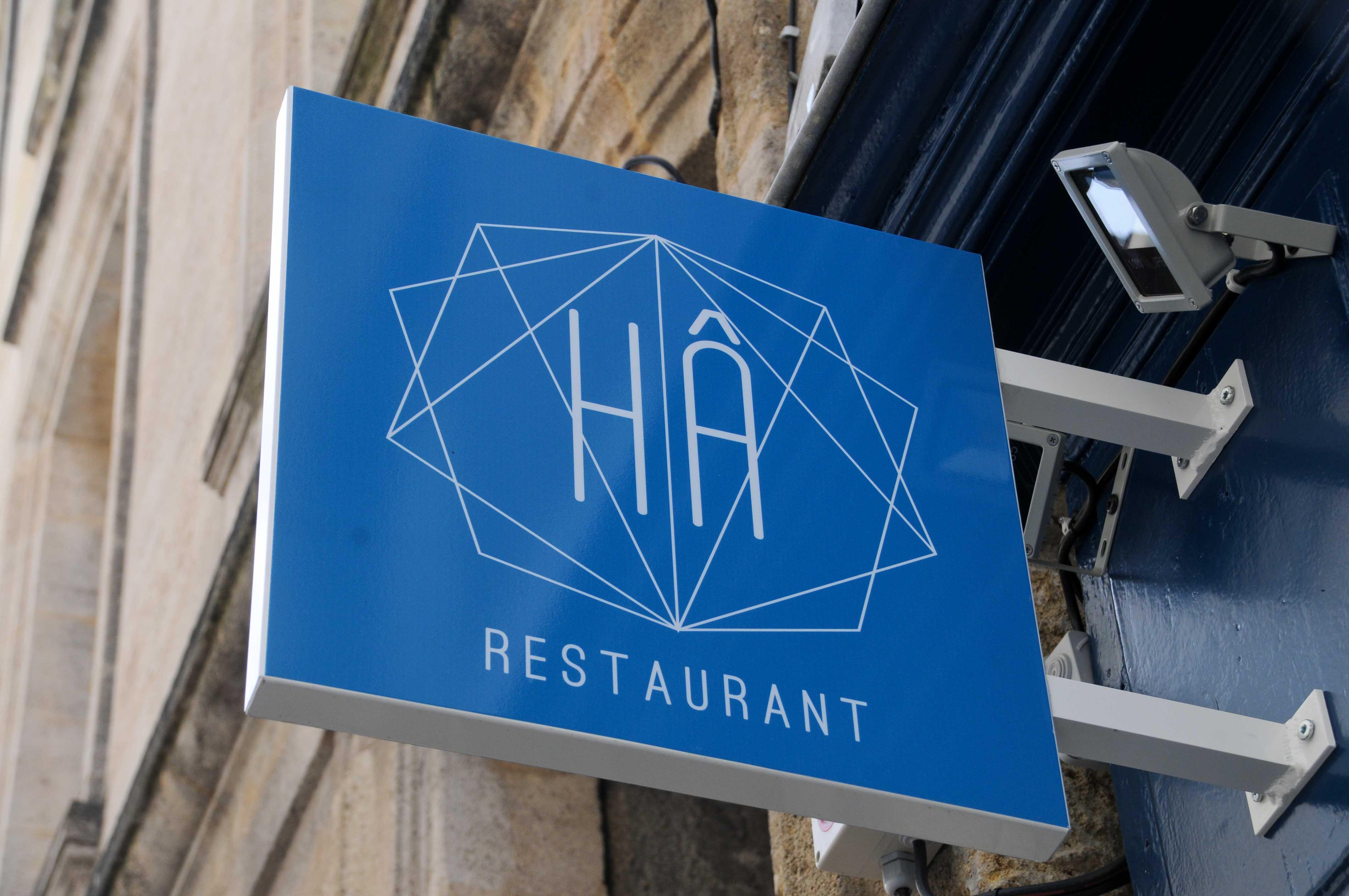 HÂ Restaurant - Bordeaux