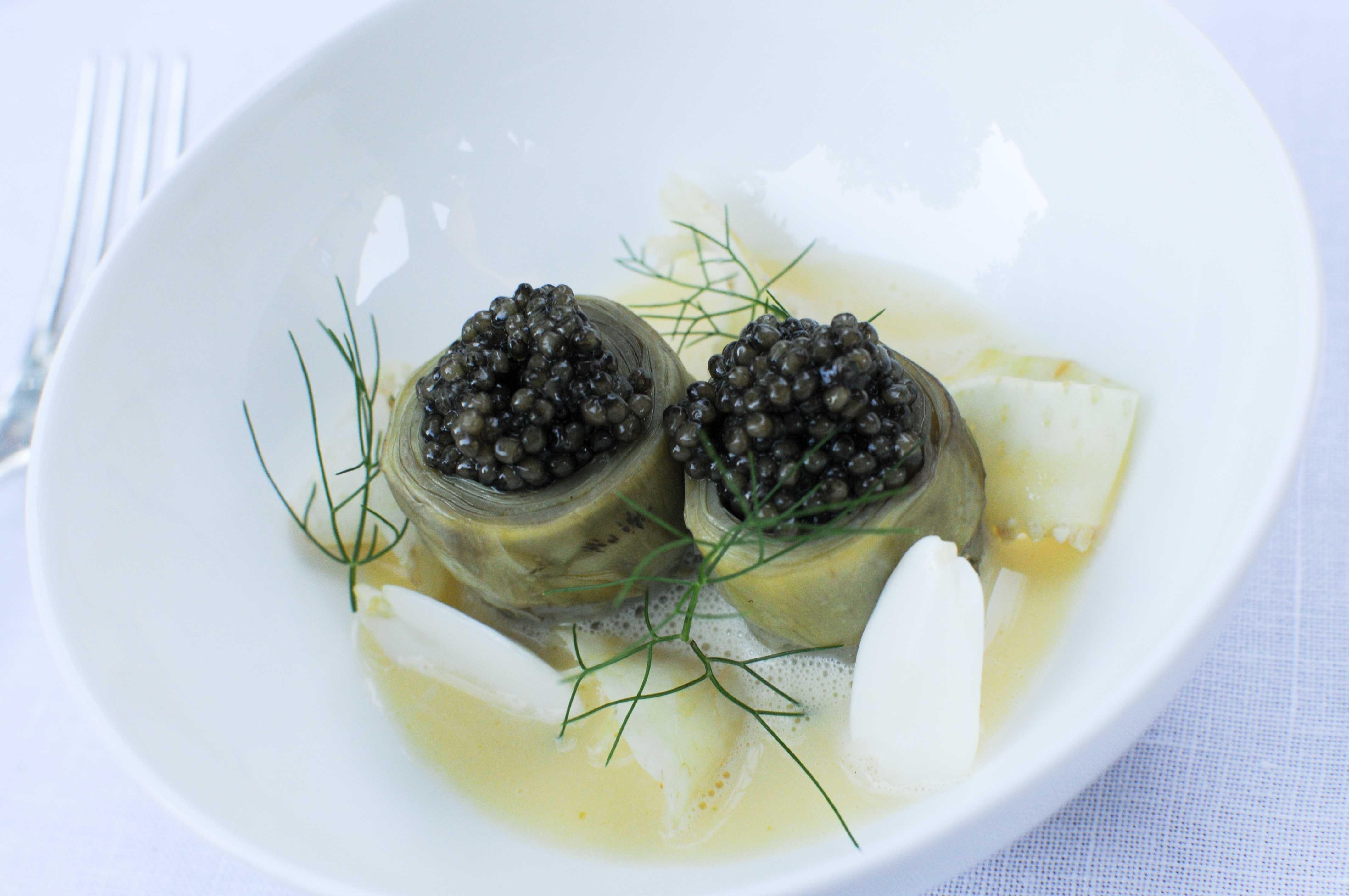 Nouveau dîner au Domaine de Manville, aux Baux-de-Provence