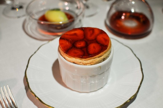 Dessert Domaine de Manville (67)
