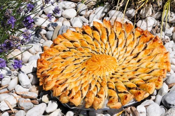 tarte soleil 1