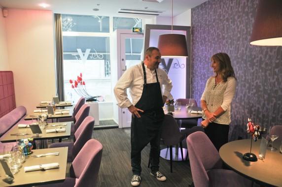 restaurant le V Four Nancy (5)
