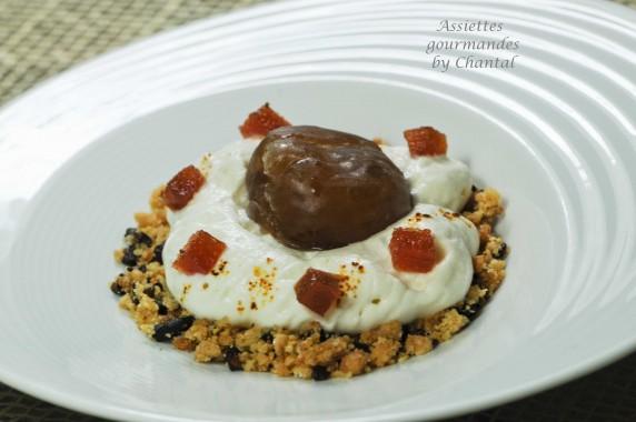 Dessert Michel Sarran 2