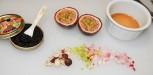 recette saint-jacques patate douce caviar (12)