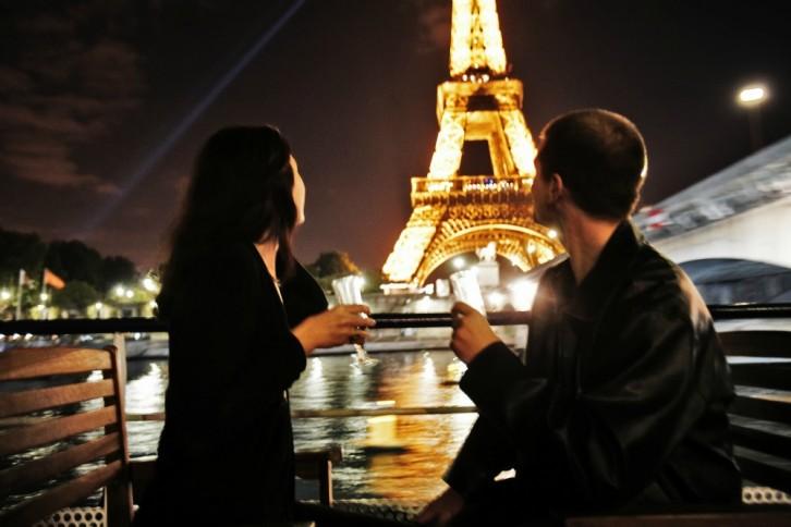 Dîner croisière sur la Seine avec le Capitaine Fracasse