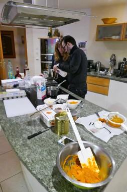Dessert marron, mandarine, potimarron (18)