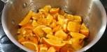 Dessert marron, mandarine, potimarron (2)