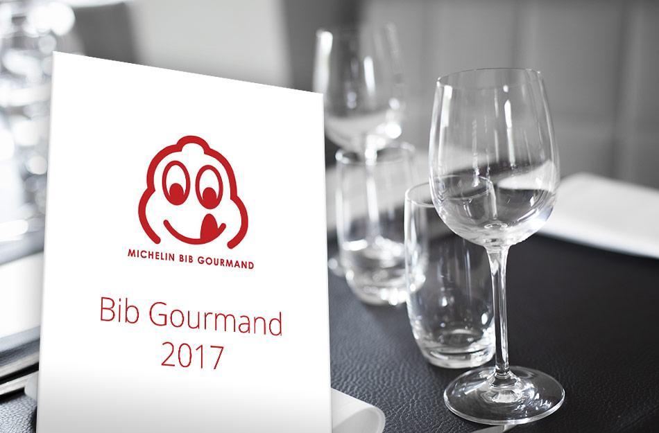 Les nouveaux Bib Gourmand du Michelin 2017