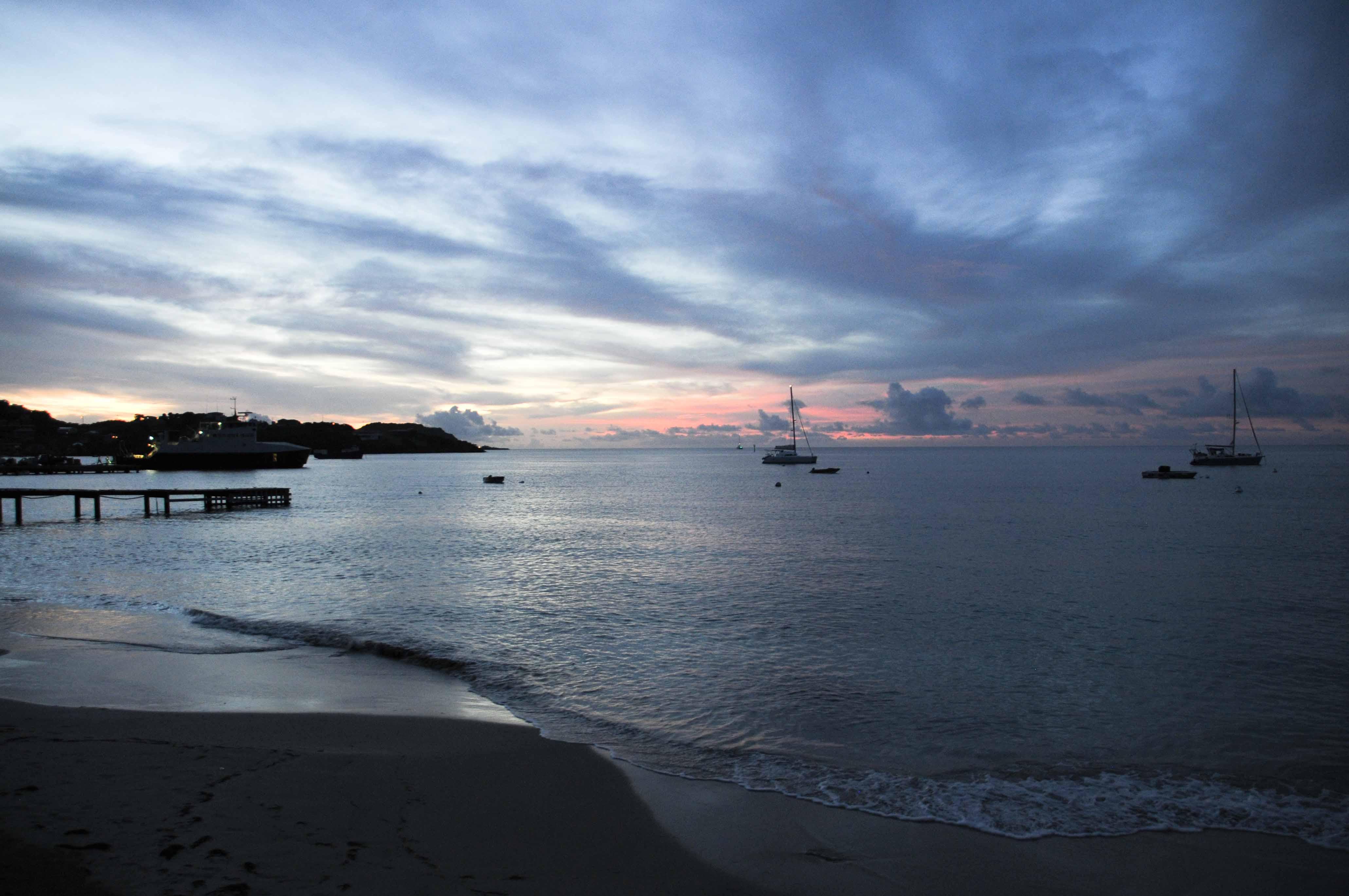 Voyage aux Iles Grenadines aux Antilles