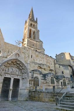 Eglise Saint Emilion