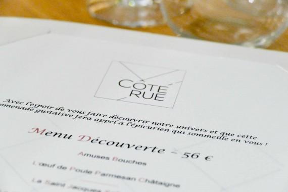 Menu restaurant Coté Rue Bordeaux (4)