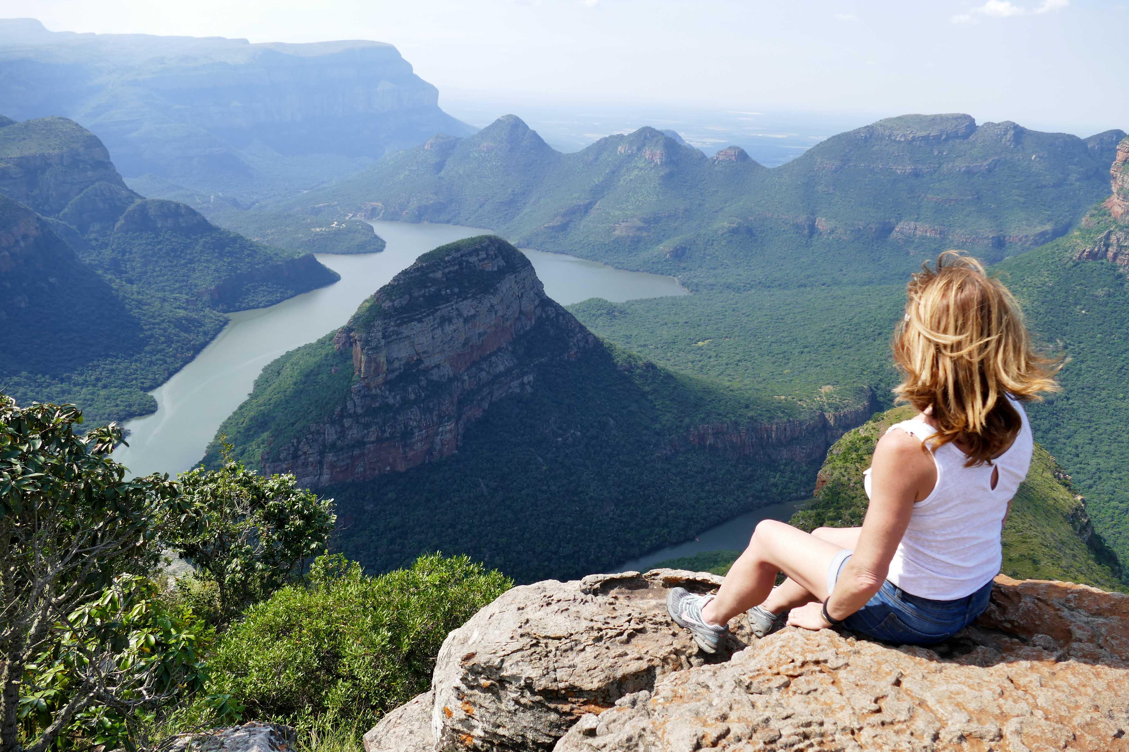 Afrique du Sud : Blyde River Canyon, Pilgrim's Rest... et une petite marche dans le bush avec des lions!