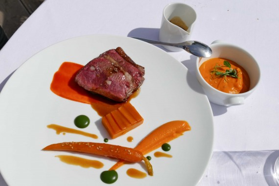 Restaurant La Réserve Pavillon Raba Talence (19)