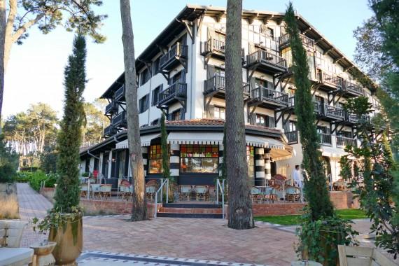 Skiff Club Hôtel Ha(a)ïtza Pyla sur Mer (5)