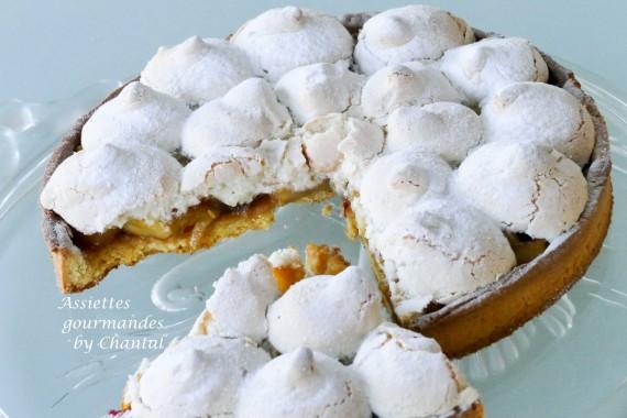 tarte aux pommes 4