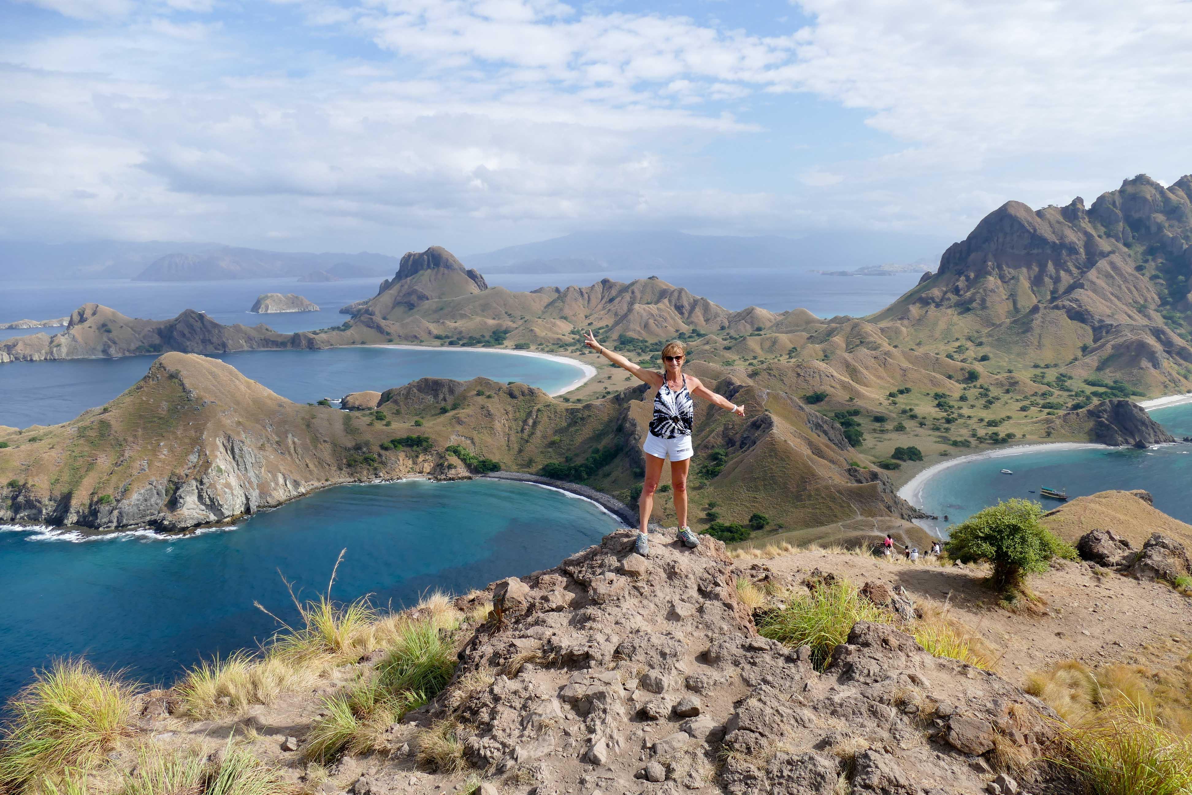 Voyage en Indonésie (suite): île de Florès
