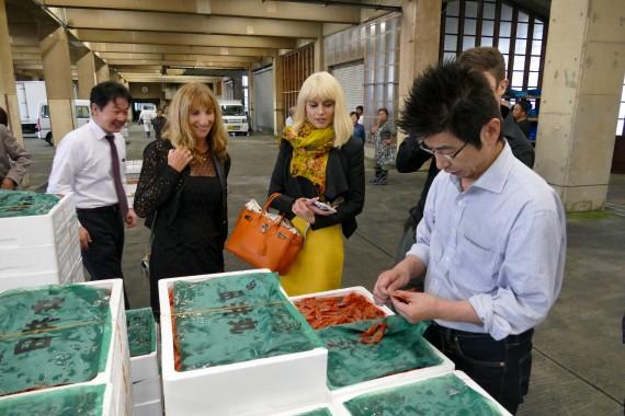 Fish Market Sakai