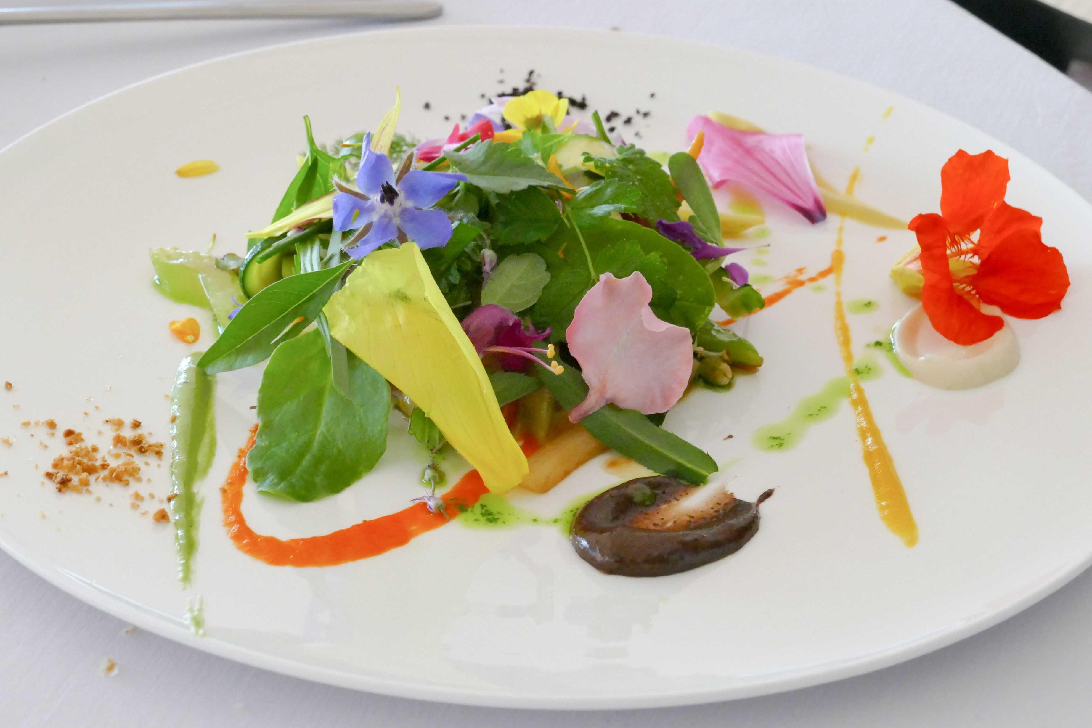 Restaurant Chez Bras Menu