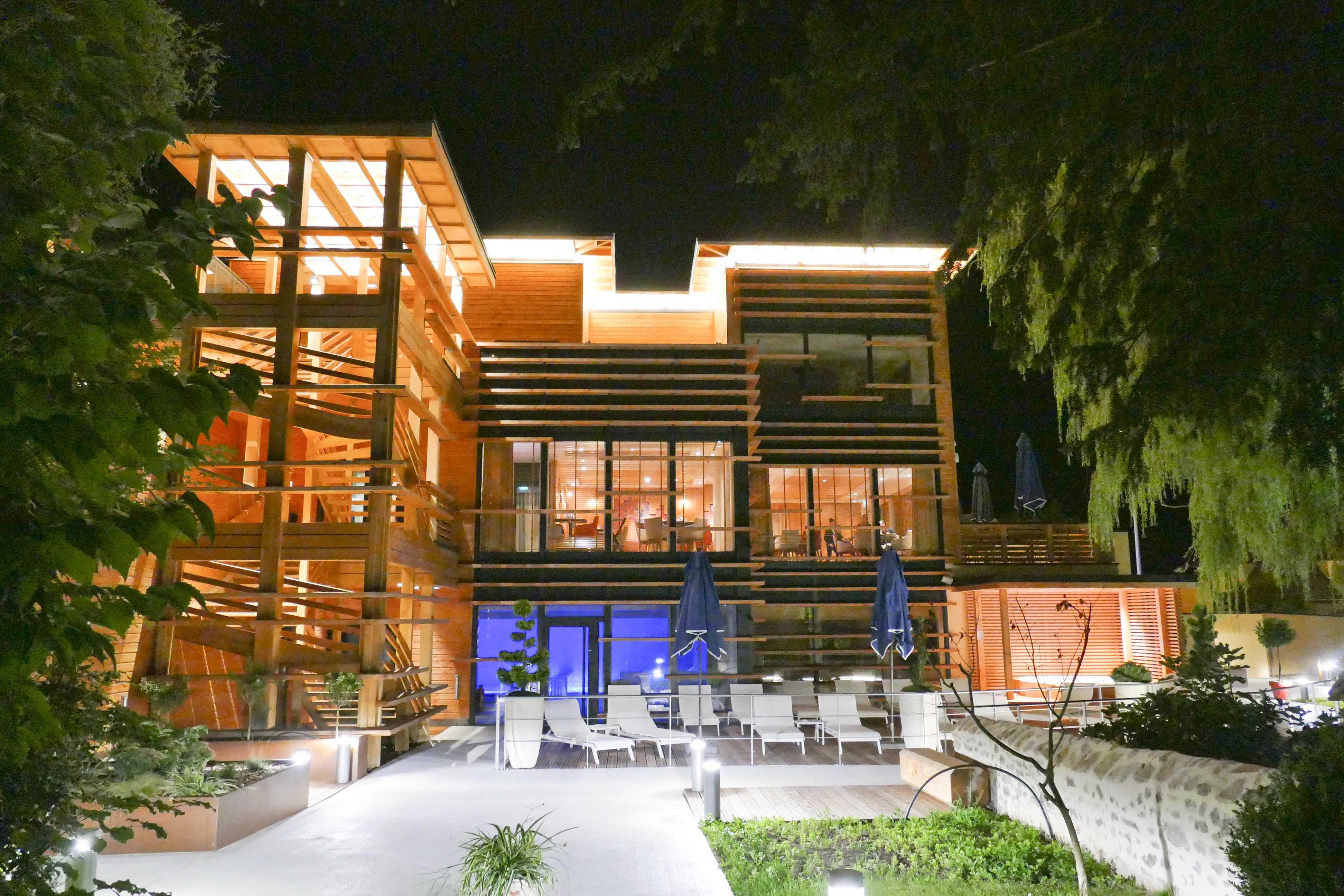 La Villa Loiseau des Sens du Relais Bernard Loiseau - Restaurant et Spa