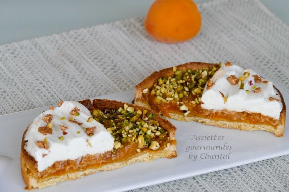 tarte abricot caramel 4